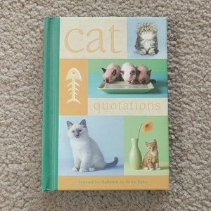 Cat Quotations Book